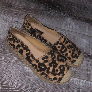 Cheetah Espadrilles